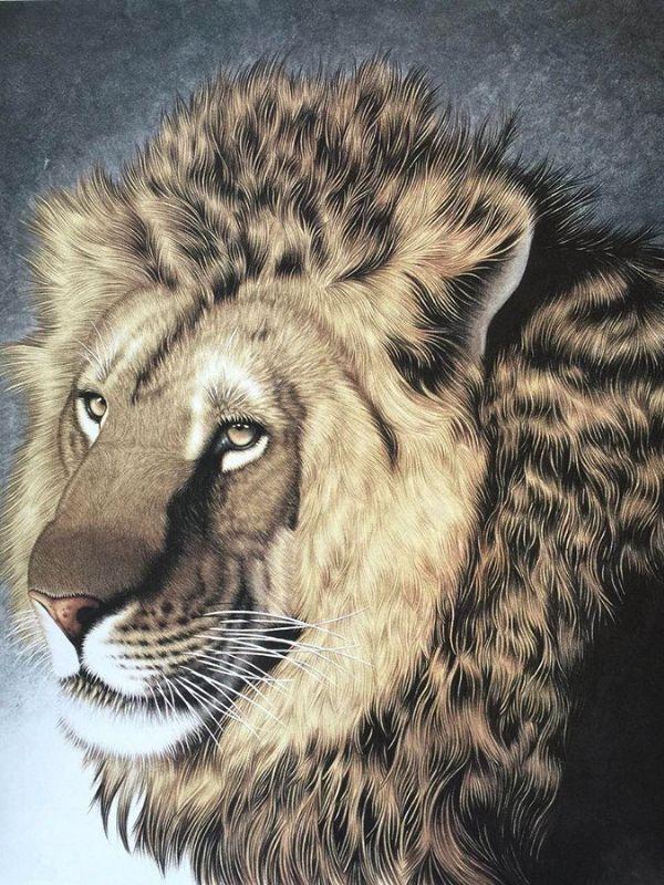 美术学画画动物