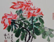 书画家李志松 书画家李志松作品欣赏 著名书画